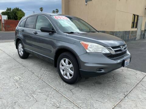2011 Honda CR-V for sale at Exceptional Motors in Sacramento CA