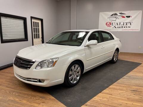 2007 Toyota Avalon for sale at Quality Autos in Marietta GA
