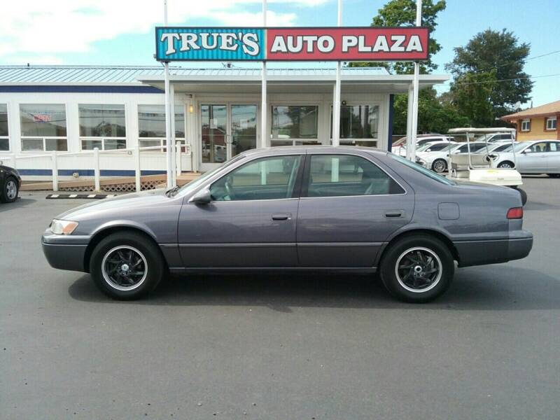 1999 Toyota Camry for sale at True's Auto Plaza in Union Gap WA