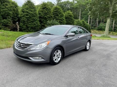2013 Hyundai Sonata for sale at DON'S AUTO SALES & SERVICE in Belchertown MA