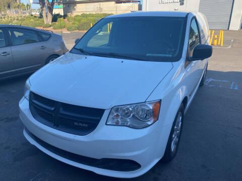 2014 RAM C/V for sale at Cars4U in Escondido CA