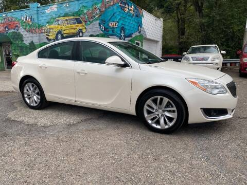 2015 Buick Regal for sale at Showcase Motors in Pittsburgh PA