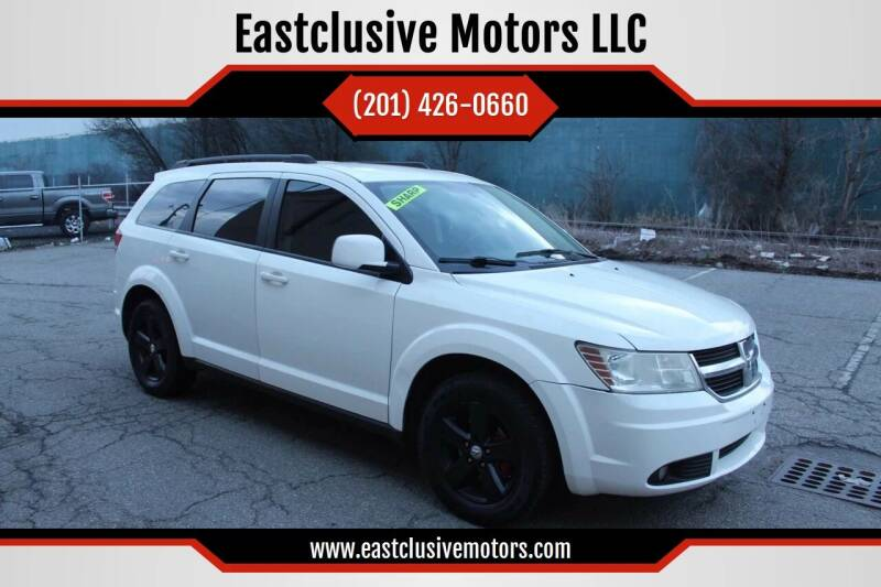 2010 Dodge Journey for sale at Eastclusive Motors LLC in Hasbrouck Heights NJ