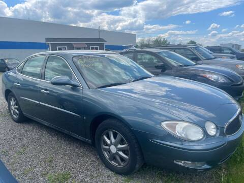 2007 Buick LaCrosse for sale at Mark John's Pre-Owned Autos in Weirton WV