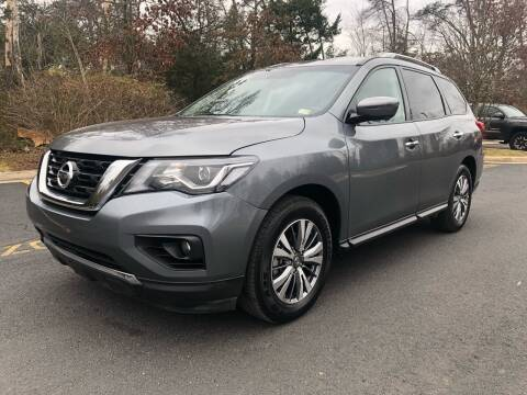 2020 Nissan Pathfinder for sale at Pleasant Auto Group in Chantilly VA