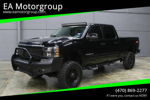 2009 Chevrolet Silverado 2500HD for sale at EA Motorgroup in Austin TX