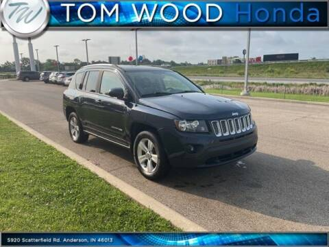 2015 Jeep Compass for sale at Tom Wood Honda in Anderson IN