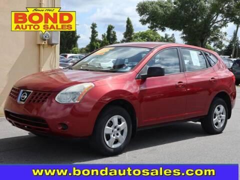 2008 Nissan Rogue for sale at Bond Auto Sales in Saint Petersburg FL