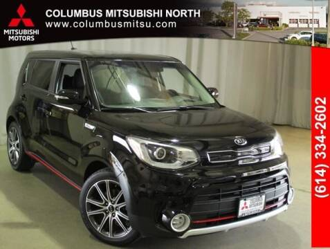 2018 Kia Soul for sale at Auto Center of Columbus - Columbus Mitsubishi North in Columbus OH