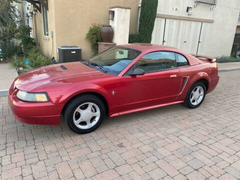 2002 Ford Mustang for sale at California Motor Cars in Covina CA