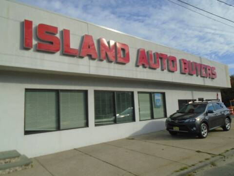 2015 Toyota RAV4 for sale at Island Auto Buyers in West Babylon NY