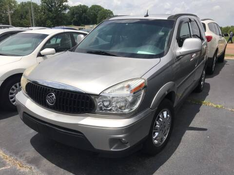 2007 Buick Rendezvous for sale at Sartins Auto Sales in Dyersburg TN