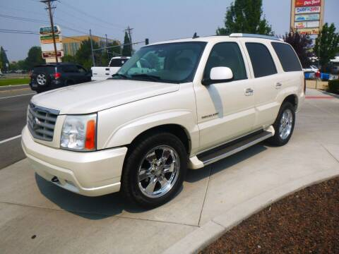 2006 Cadillac Escalade for sale at Ideal Cars and Trucks in Reno NV