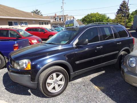 2006 Volvo XC90 for sale at Fulmer Auto Cycle Sales - Fulmer Auto Sales in Easton PA