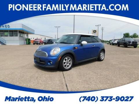 2012 MINI Cooper Hardtop for sale at Pioneer Family preowned autos in Williamstown WV