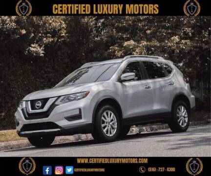 2017 Nissan Rogue for sale at Certified Luxury Motors in Great Neck NY