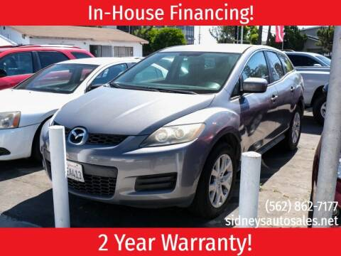 2008 Mazda CX-7 for sale at Sidney Auto Sales in Downey CA