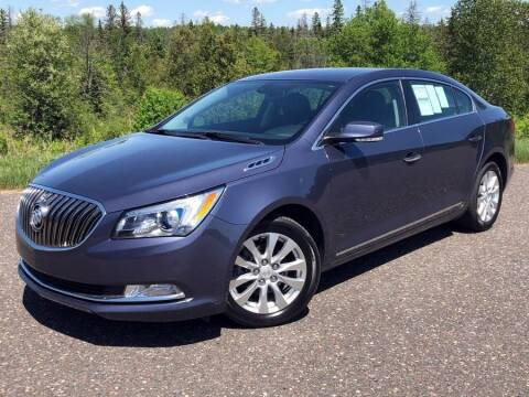 2014 Buick LaCrosse for sale at STATELINE CHEVROLET BUICK GMC in Iron River MI