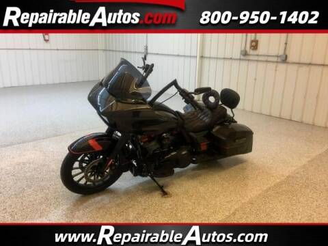 2018 Harley-Davidson Unknown for sale at Ken's Auto in Strasburg ND