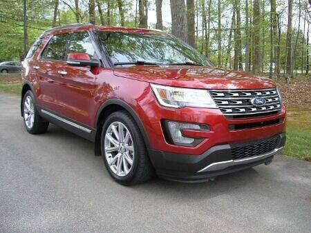 2017 Ford Explorer for sale at RICH AUTOMOTIVE Inc in High Point NC