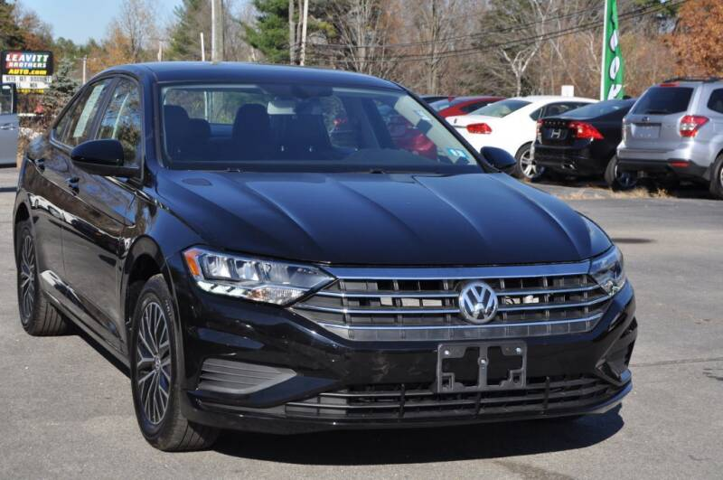 2019 Volkswagen Jetta for sale at Amati Auto Group in Hooksett NH