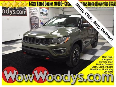 2020 Jeep Compass for sale at WOODY'S AUTOMOTIVE GROUP in Chillicothe MO
