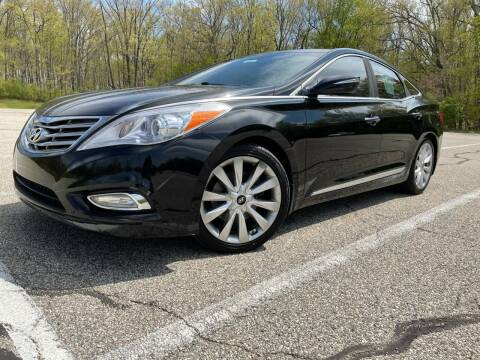 2013 Hyundai Azera for sale at Lifetime Automotive LLC in Middletown OH