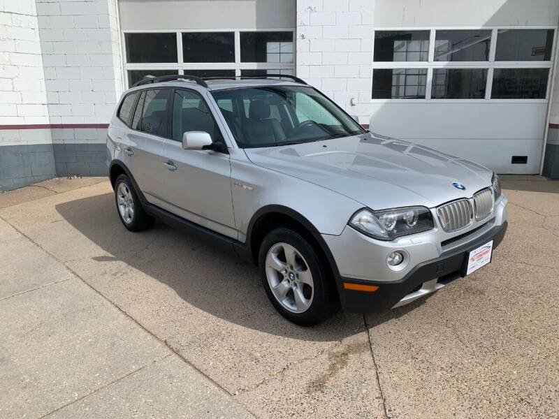 2007 BMW X3 for sale at AUTOSPORT in La Crosse WI