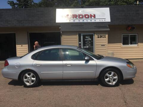 2001 Ford Taurus for sale at Gordon Auto Sales LLC in Sioux City IA