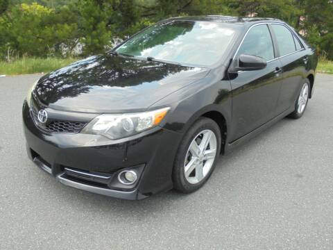 2013 Toyota Camry for sale at TURN KEY OF CHARLOTTE in Mint Hill NC