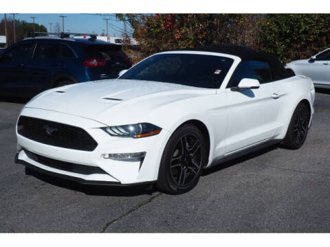 2020 Ford Mustang for sale at Southern Auto Solutions - Georgia Car Finder - Southern Auto Solutions - Kia Atlanta South in Marietta GA