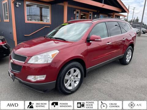 2012 Chevrolet Traverse for sale at Sabeti Motors in Tacoma WA