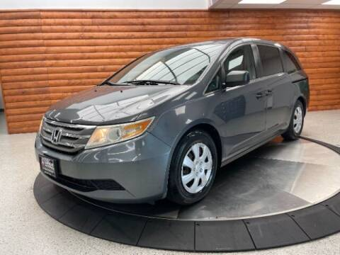 2012 Honda Odyssey for sale at Dixie Motors in Fairfield OH