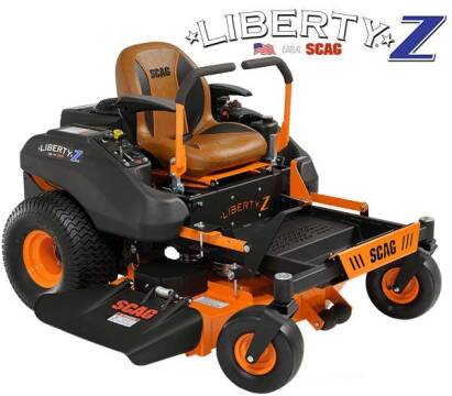 2021 Scag Liberty Z for sale at Ben's Lawn Service and Trailer Sales in Benton IL