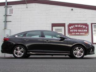2018 Hyundai Sonata for sale at Brubakers Auto Sales in Myerstown PA