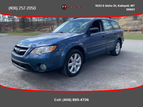 2008 Subaru Outback for sale at Auto Solutions in Kalispell MT
