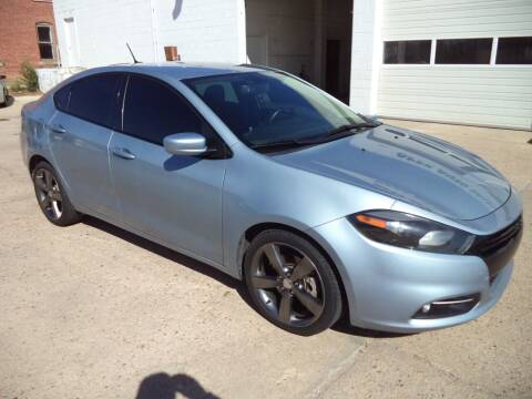 2013 Dodge Dart for sale at Apex Auto Sales in Coldwater KS