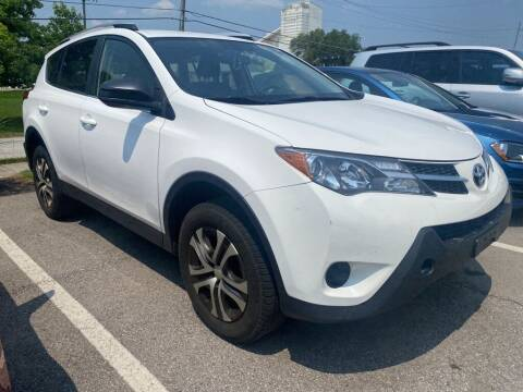 2015 Toyota RAV4 for sale at Coast to Coast Imports in Fishers IN