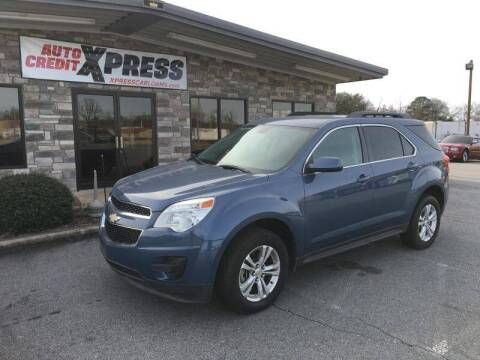 2011 Chevrolet Equinox for sale at Auto Credit Xpress - Sherwood in Sherwood AR
