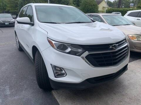 2019 Chevrolet Equinox for sale at Planet Automotive Group in Charlotte NC