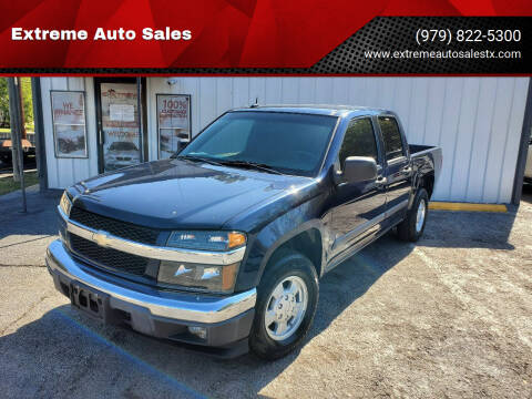 2008 Chevrolet Colorado for sale at Extreme Auto Sales in Bryan TX