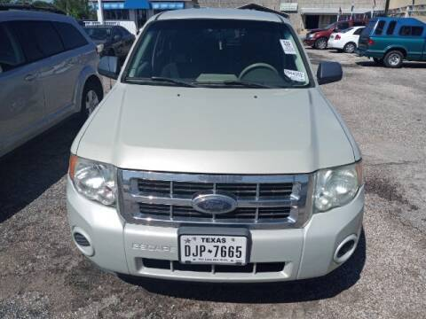 2008 Ford Escape for sale at Jerry Allen Motor Co in Beaumont TX
