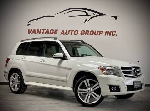 2012 Mercedes-Benz GLK for sale at Vantage Auto Group Inc in Fresno CA