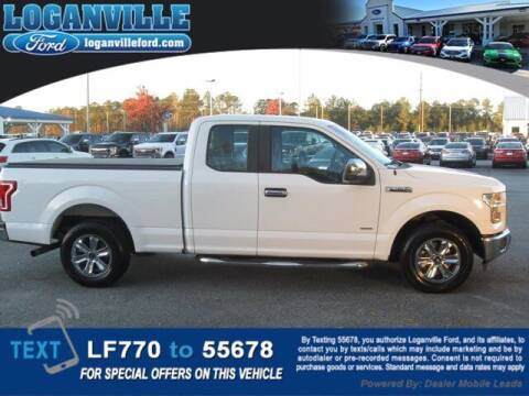 2016 Ford F-150 for sale at Loganville Quick Lane and Tire Center in Loganville GA