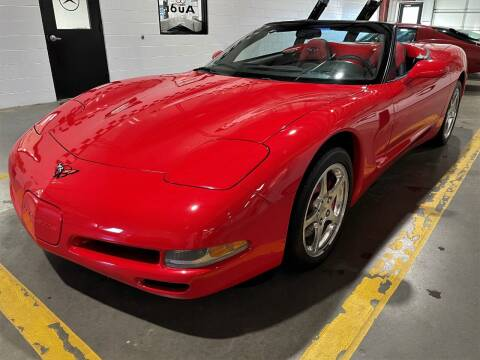 2002 Chevrolet Corvette for sale at Motor City Auto Auction in Fraser MI