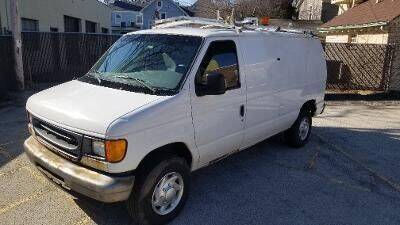 2007 Ford E-Series Cargo for sale at Affordable Auto Sales of Kenosha in Kenosha WI