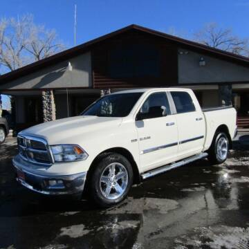 2010 Dodge Ram Pickup 1500 for sale at PRIME RATE MOTORS in Sheridan WY