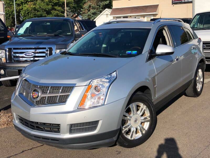 2010 Cadillac SRX for sale at Divan Auto Group in Feasterville PA