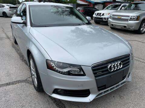 2010 Audi A4 for sale at PRESTIGE AUTOPLEX LLC in Austin TX