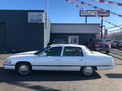 1996 Cadillac DeVille for sale at ROUTE 6 AUTOMAX in Markham IL